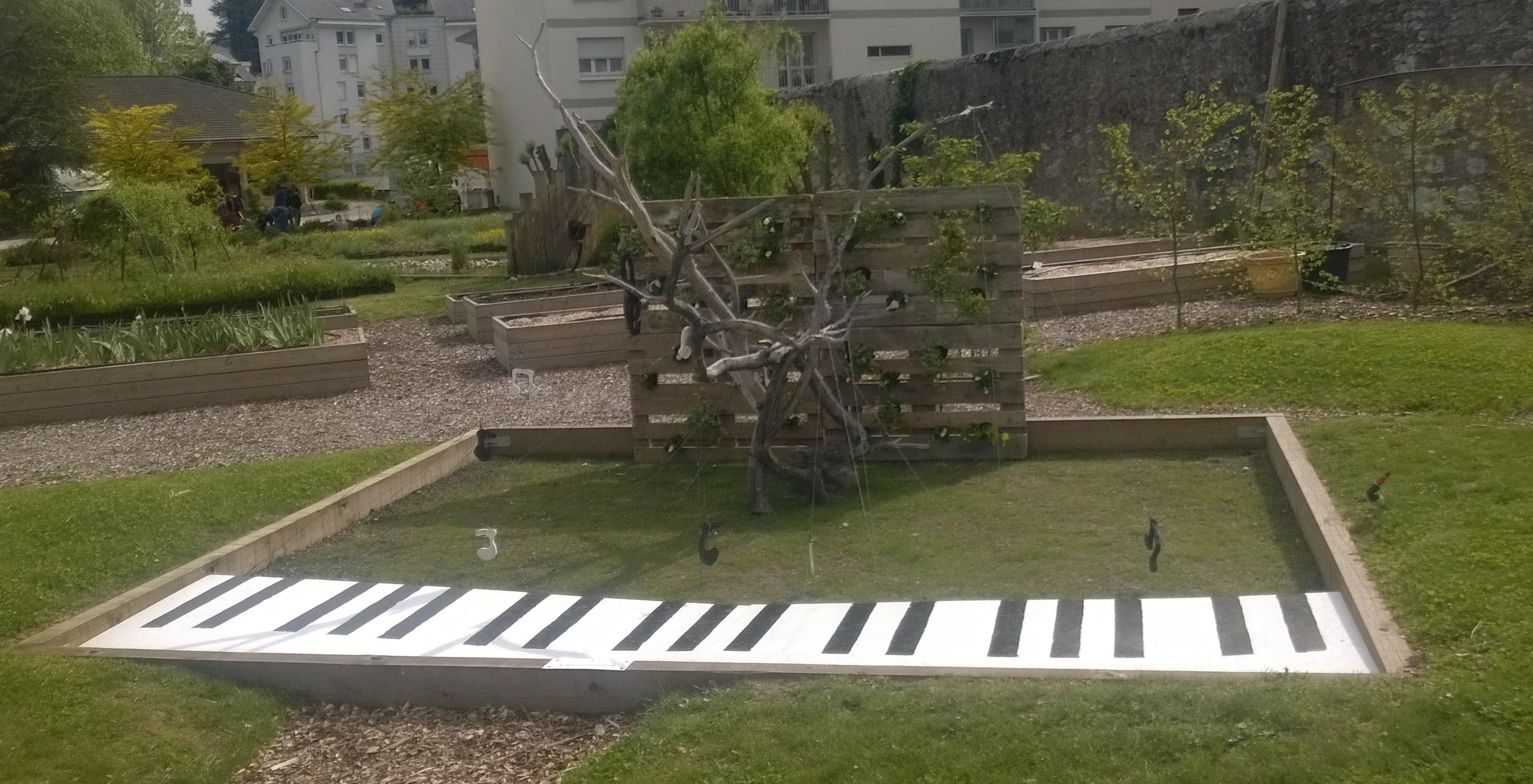 Concours Jardin